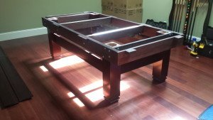 Correctly performing pool table installations, Sun Prairie Wisconsin